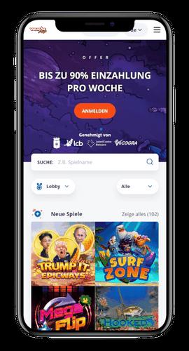 Vulkan Vegas Mobile App: das beste Online-Casino in Ihrer Tasche